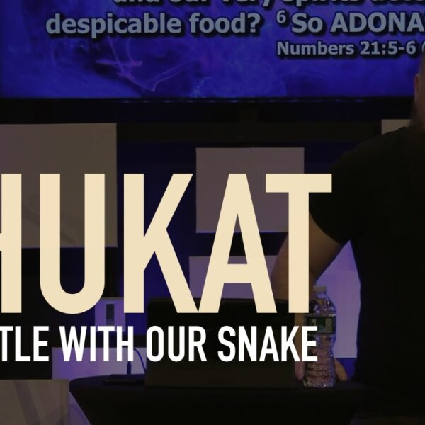 CHUKAT — THE BATTLE WITH OUR SNAKE